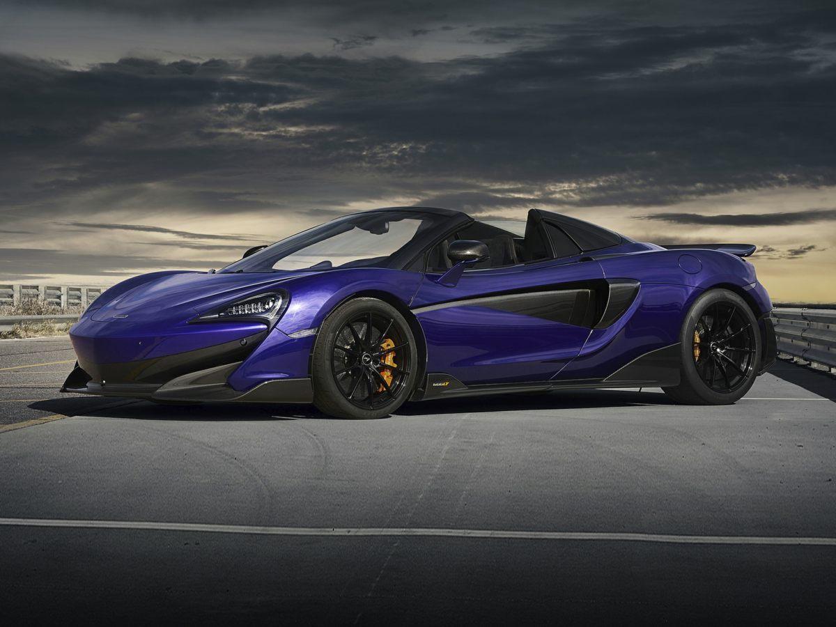 2020 McLaren