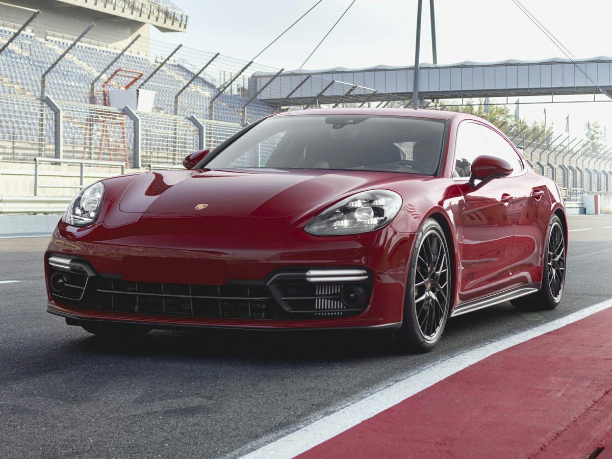 Used Porsche Panamera West Palm Beach