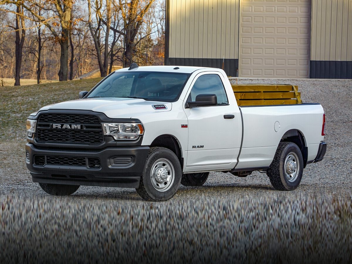 2020 RAM 2500 Big Horn photo