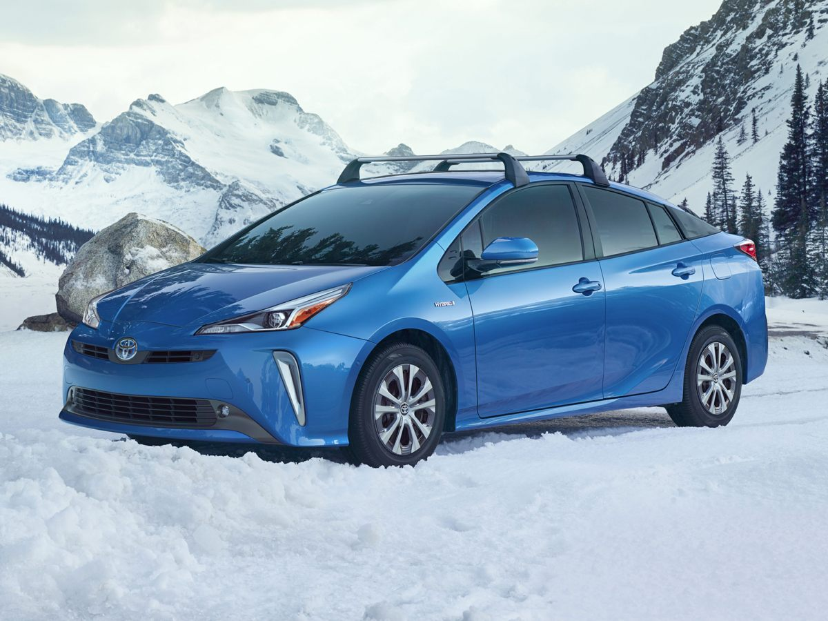 2020 Toyota Prius LIMITED HV