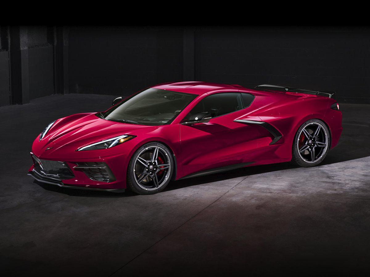 2021 Chevrolet Corvette Stingray