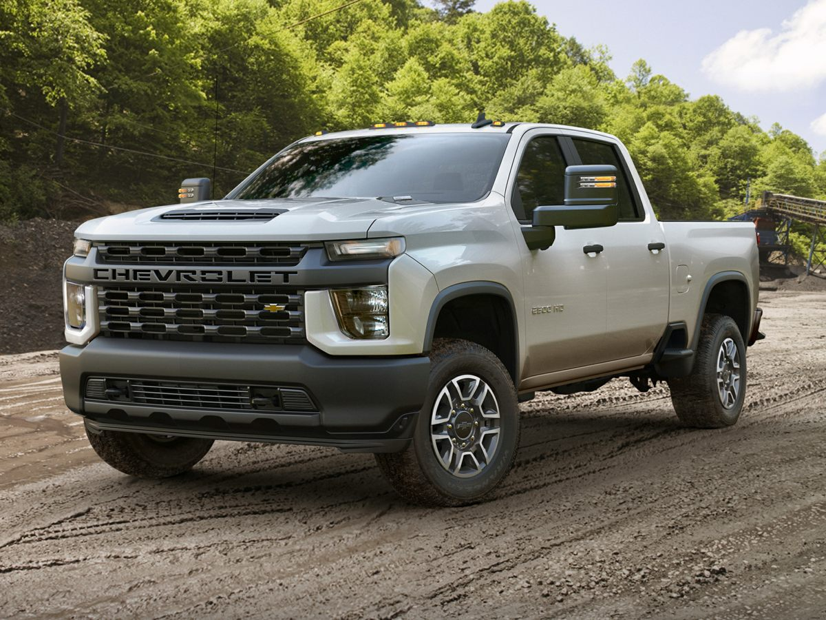 2020 Chevrolet Silverado 2500HD Long Bed