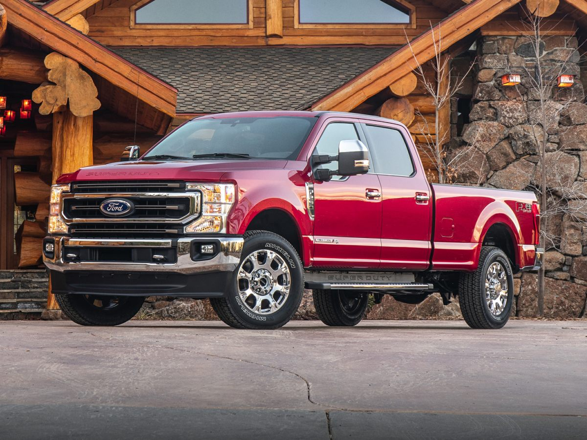 2020 Ford F-350SD Regular Cab Chassis-Cab