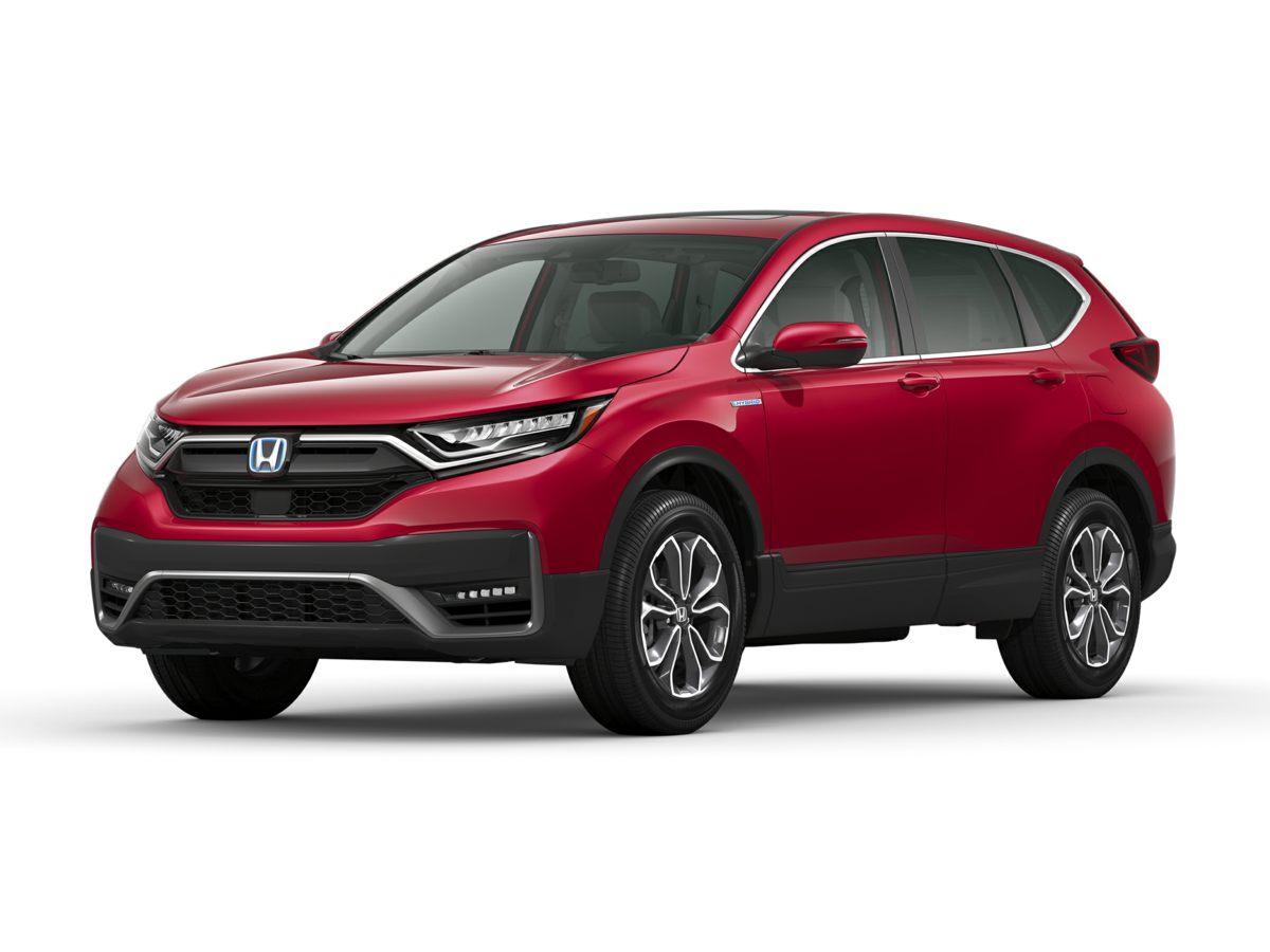 2021 Honda CR-V Hybrid EX-L photo