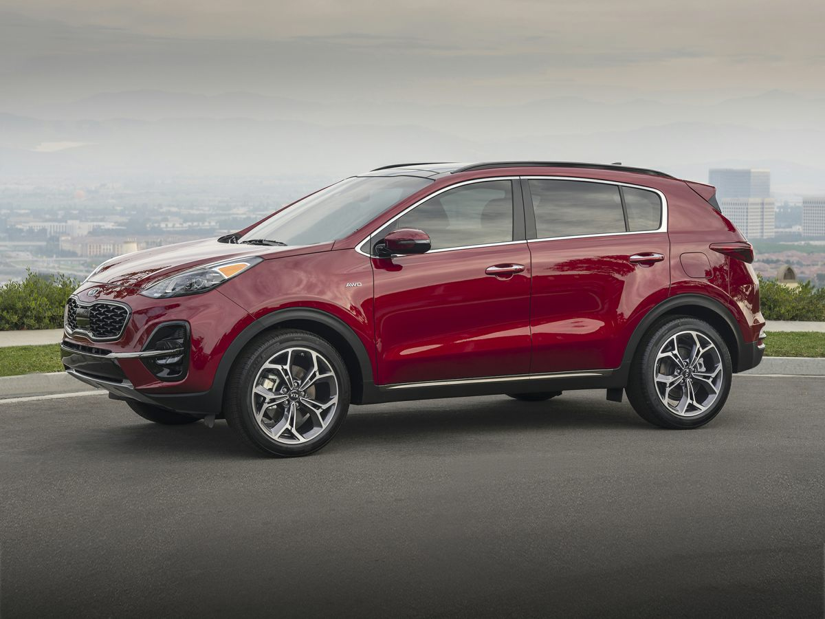 2020 Kia Sportage LX photo