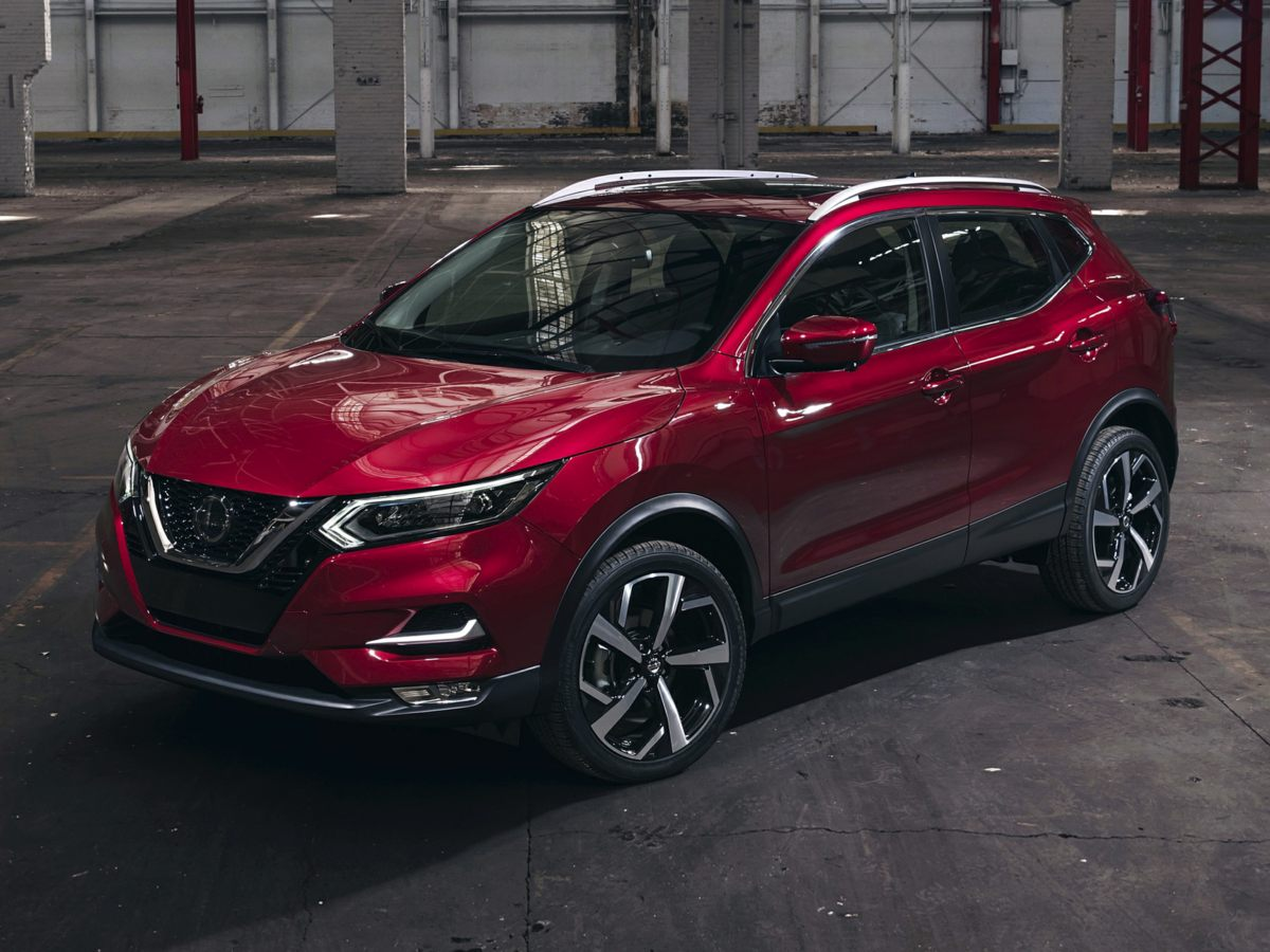 2021 Nissan Rogue Sport SV photo