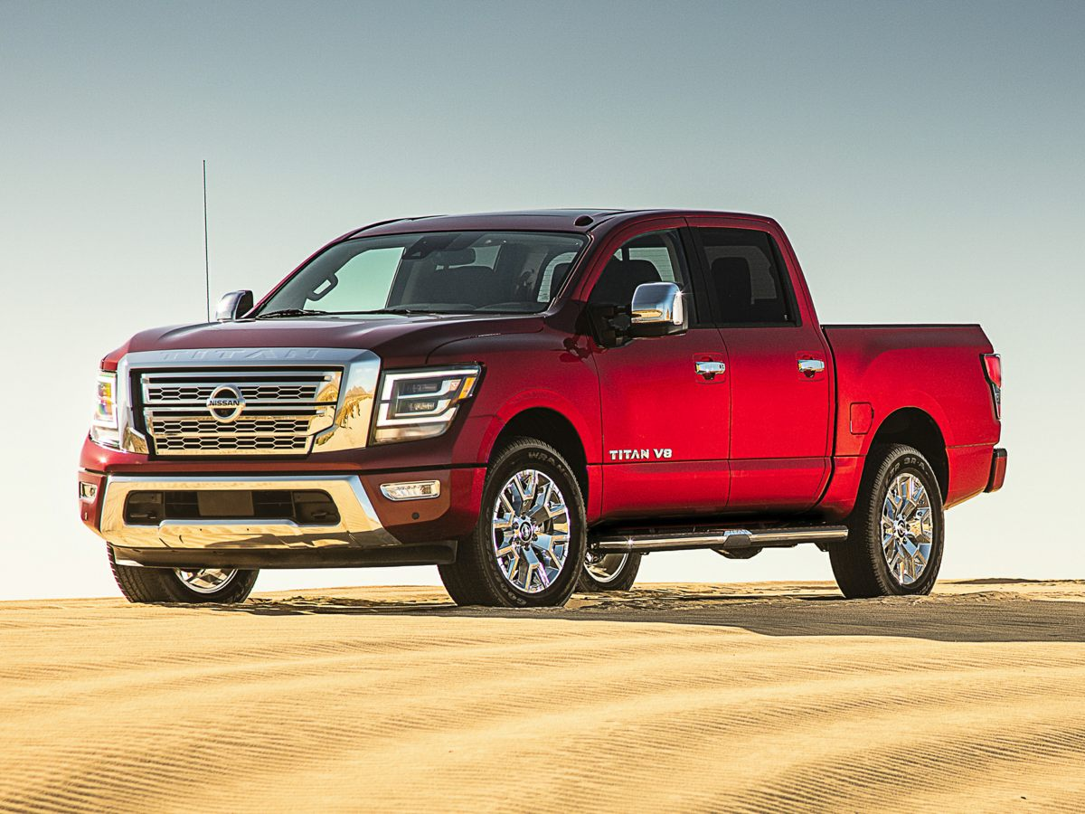2021 Nissan Titan SL photo