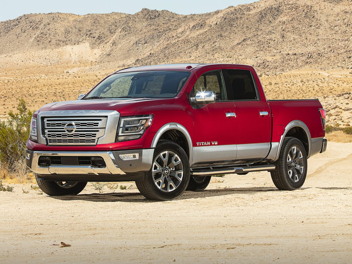 2021 Nissan Titan Platinum Reserve photo
