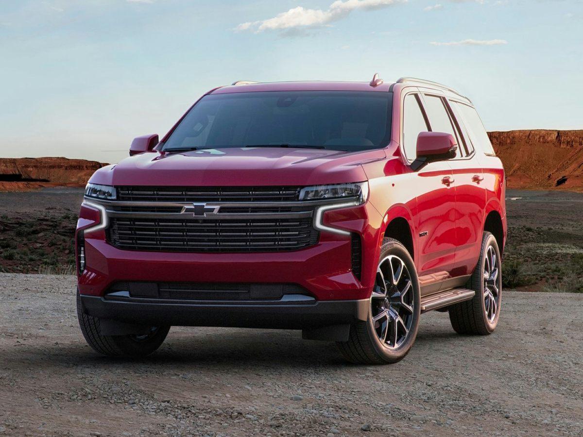 2021 Chevrolet Tahoe Premier photo