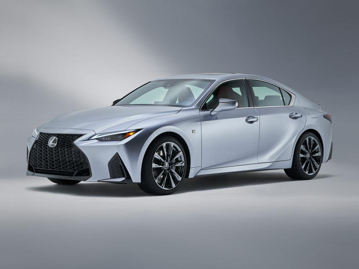 2021 Lexus IS IS photo