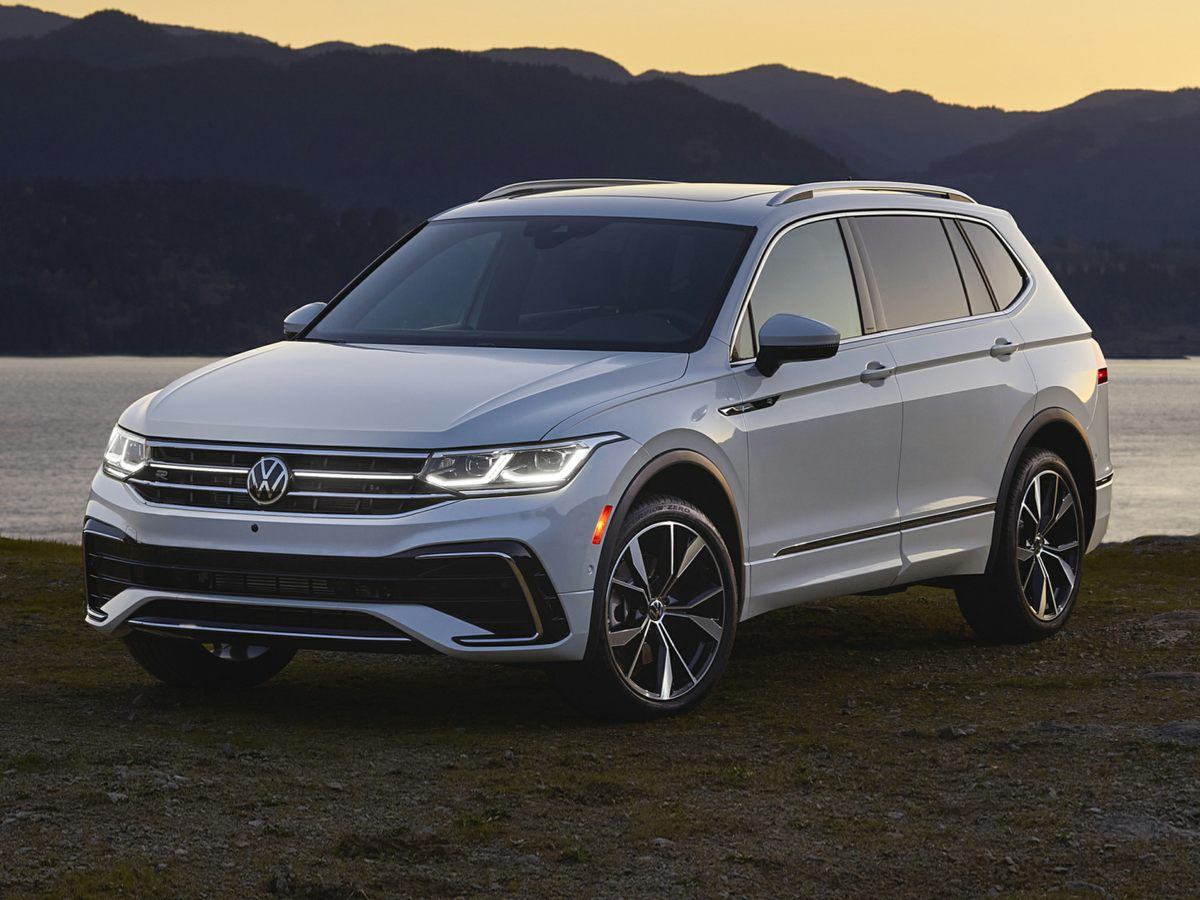 Dick Hannah Dealerships - 2022 Volkswagen Tiguan 2.0T SEL R-Line For Sale in Vancouver, WA