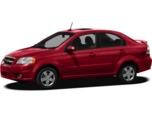 2011 Chevrolet Aveo 1LT