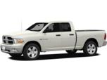 2011 Dodge Ram 1500 SLT 4x2 Quad Cab 140 in. WB