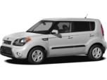 2012 Kia Soul Base Hatchback