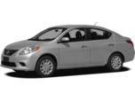 2012 Nissan Versa 4dr Sdn CVT 1.6 SV