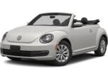 2013 Volkswagen Beetle Convertible 2.5L