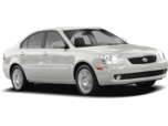 2008 KIA Optima LX Sedan