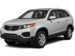 2012 KIA Sorento LX w/Convenience Package Front-wheel Drive