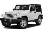 2016 Jeep Wrangler 4WD 2dr Sahara