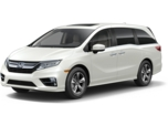 2018 Honda Odyssey 5DR VAN TOURING AUTO