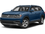 2019 Volkswagen Atlas SE w/Technology R-Line and 4Motion