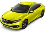 2019 Honda Civic Coupe 2DR CPE SPORT CVT