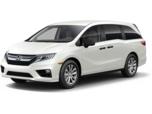 2019 Honda Odyssey 5DR VAN LX AT
