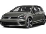 2017 Volkswagen Golf R DCC & Navigation 4Motion