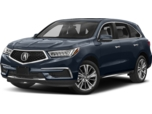 2017 Acura MDX SH-AWD with Technology and Entertainment Packages