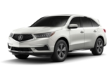 2017 Acura MDX 4DR FWD