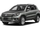 2016 Volkswagen Tiguan S 4Motion Elgin IL