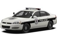 2013 Chevrolet Impala Police  Memphis TN