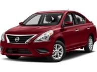 2017 Nissan Versa Sedan  Memphis TN