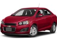 2016 Chevrolet Sonic LT Memphis TN