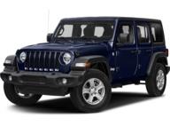 2019 Jeep Wrangler Unlimited Sahara Kenosha WI