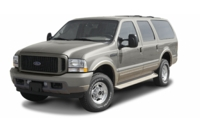 Ford Excursion Limited 2003