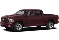 Ram 1500 4WD Crew Cab 140.5 Laramie 2012