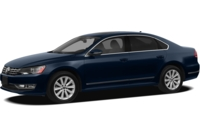 Volkswagen Passat TDI SEL Premium 2012
