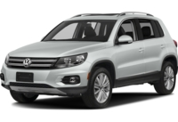 Volkswagen Tiguan Limited 2.0T 4Mo 2017