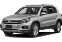 Volkswagen Tiguan Limited 2.0T 4Motion 2017