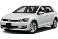 Volkswagen Golf TDI SEL 4-Door 2015