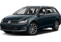 Volkswagen Golf SportWagen SEL 2017