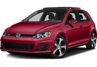Volkswagen Golf GTI 2.0T 4-Door S Manual 2017
