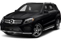 Mercedes-Benz GLE 550e 4MATIC® SUV 2018