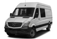 Mercedes-Benz Sprinter 2500 Crew Van  2018