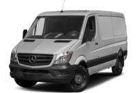 Mercedes-Benz Sprinter 2500 Worker Cargo Van  2017
