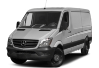 Mercedes-Benz Sprinter 2500 Cargo Van  2018