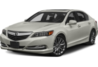 Acura RLX Sport Hybrid SH-AWD with Advance Package 2017