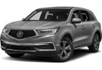 Acura MDX SH-AWD 2017