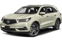 Acura MDX with Advance and Entertainment Packages 2017